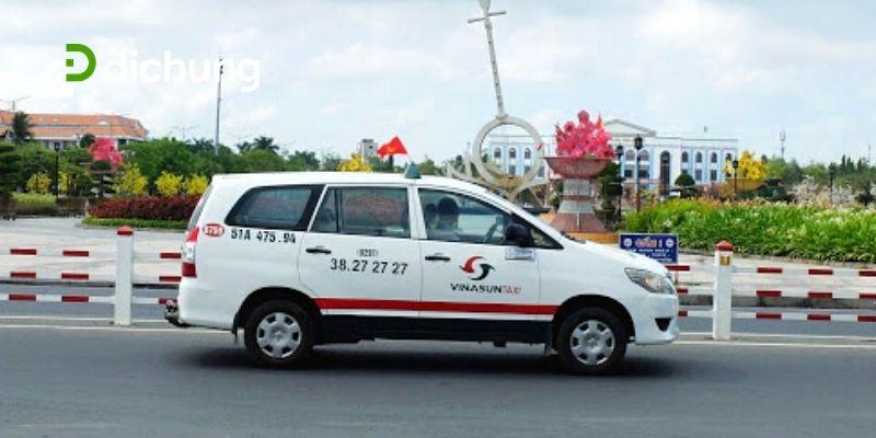 giá cước taxi 6
