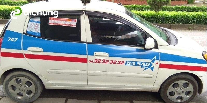 giá cước taxi 7