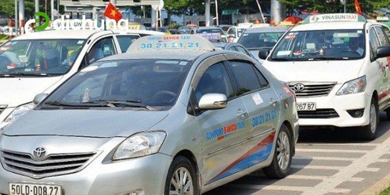 giá taxi Tp HCM 6
