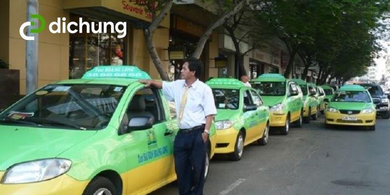 giá taxi Tp HCM 5