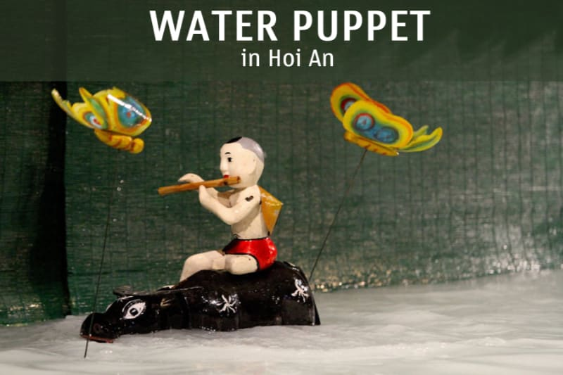 Water Puppet Show in Hoi An
