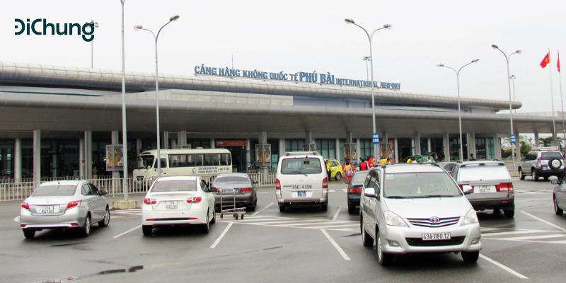 taxi sân bay Phú Bài