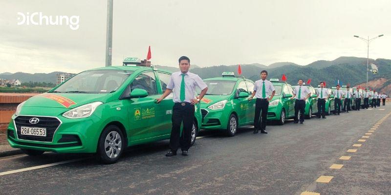 Taxi sân bay Phú Bài 5